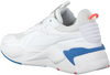 Witte PUMA Lage sneakers RS-X MASTER  - small