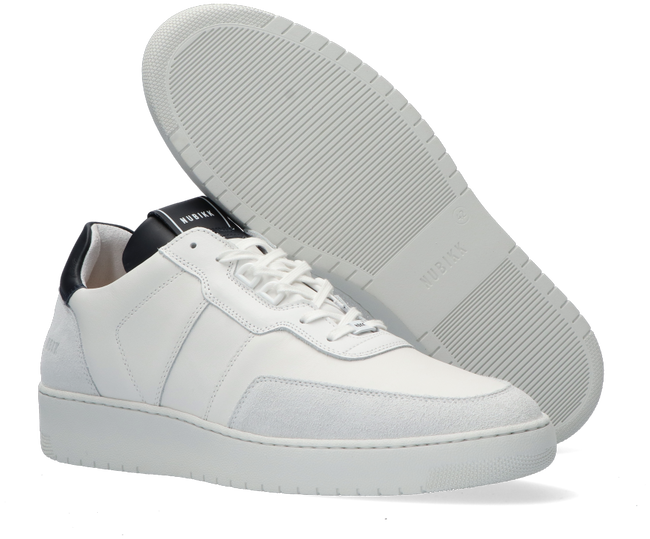 Witte NUBIKK Lage sneakers YUCCA ACE  - large