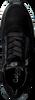 Zwarte GABOR Lage sneakers 438  - small
