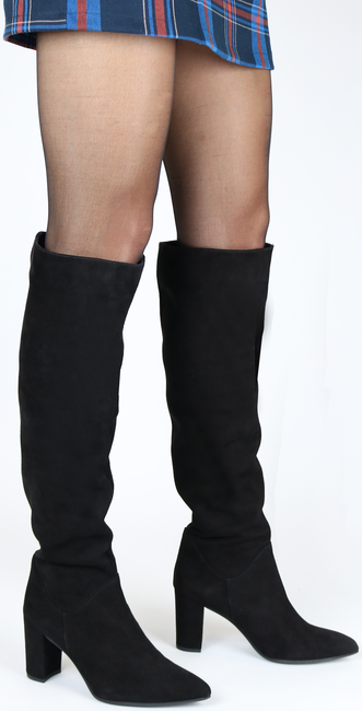 Zwarte PEDRO MIRALLES Hoge laarzen 24825 - large