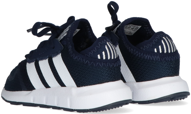 Blauwe ADIDAS Lage sneakers SWIFT RUN X I  - large