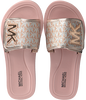 Roze MICHAEL KORS Slippers ZELISENE  - small