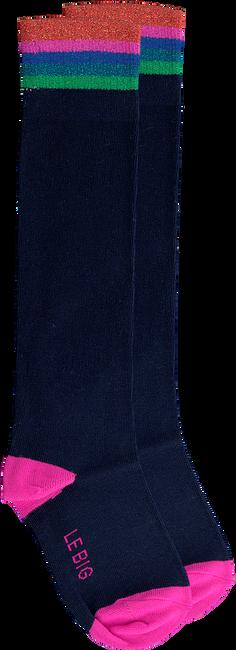 Blauwe LE BIG Sokken OBELIA SOCK - large