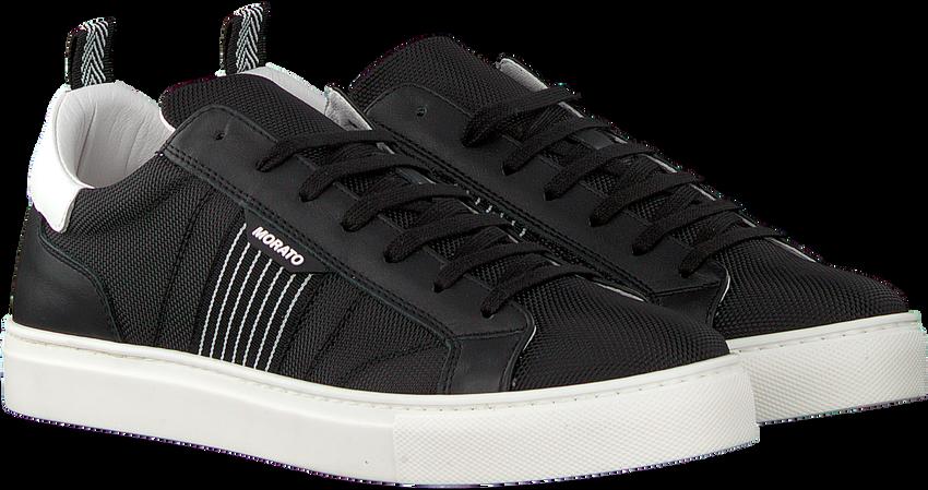 Zwarte ANTONY MORATO Lage sneakers MMFW01253  - larger