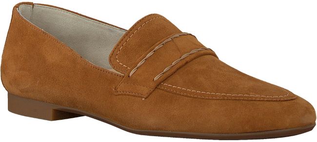 Cognac PAUL GREEN Loafers 2504 - large