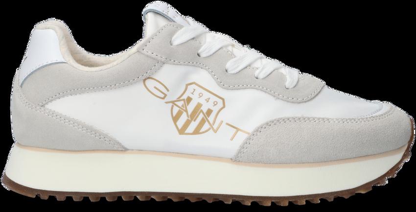 Witte GANT Sneakers BEVINDA 2B  - larger