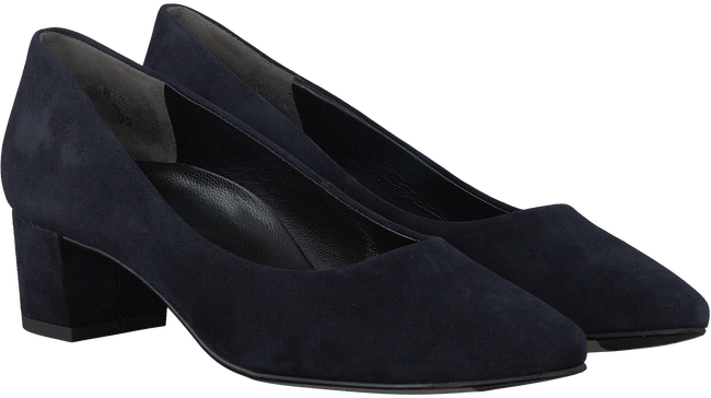 Blauwe PAUL GREEN Pumps 3449  - large