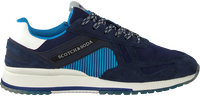 Blauwe SCOTCH & SODA Lage sneakers VIVEX  - medium