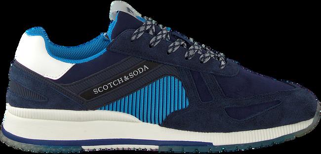 Blauwe SCOTCH & SODA Lage sneakers VIVEX  - large
