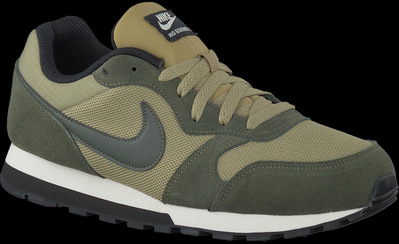 Groene NIKE Sneakers MD RUNNER 2 MEN | Omoda