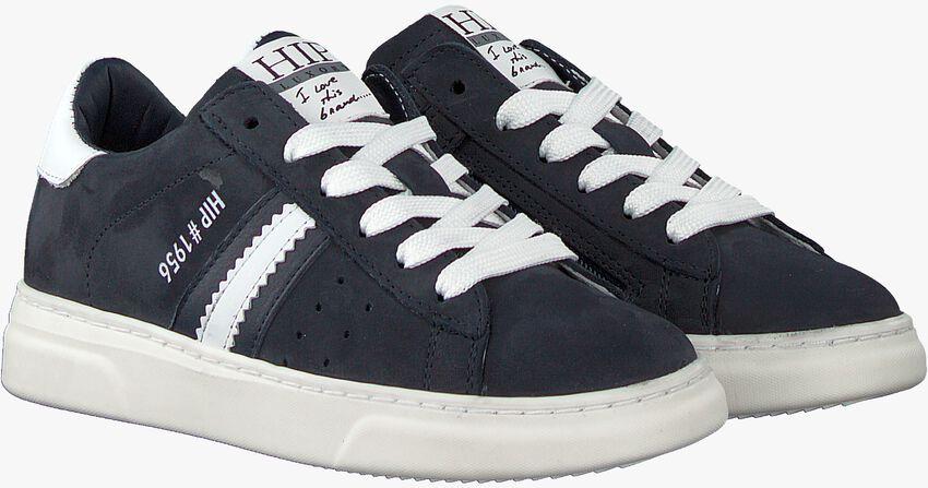 Blauwe HIP Lage sneakers H1272  - larger