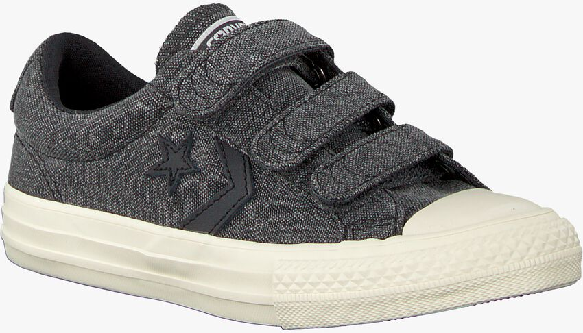 Zwarte CONVERSE Sneakers STAR PLAYER EV 2V OX KIDS - larger
