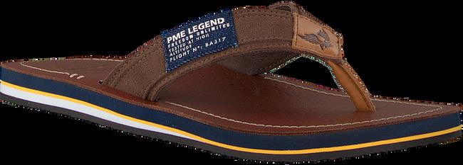 Bruine PME Slippers HUNTER  - large