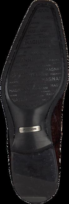 Cognac MAGNANNI Nette schoenen 22643  - large