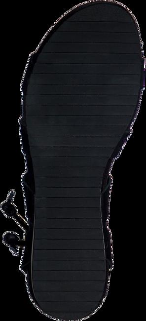 Zwarte RED RAG Sandalen 79106  - large
