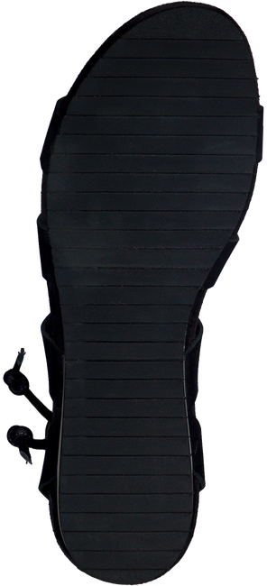 Zwarte RED-RAG Sandalen 79106  - large