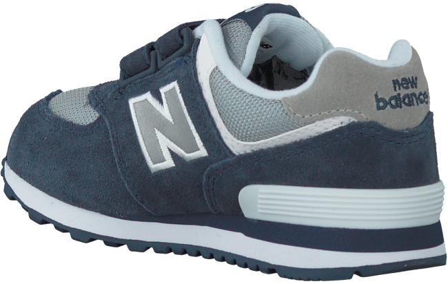 Blauwe NEW BALANCE Sneakers KV574  - large