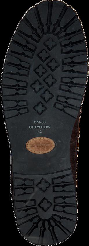 Cognac BLACKSTONE Veterboots OM60 - larger