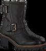 Zwarte VERTON Biker boots PARIJS  - small