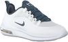 Witte NIKE Sneakers AIR MAX AXIS MEN  - small