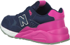 Blauwe NEW BALANCE Sneakers KL580  - small