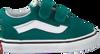 Groene VANS Sneakers OLD SKOOL V TD - small