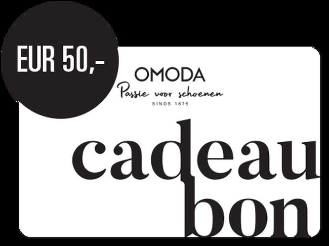 OMODA CADEAUBON EUR 50,- - large