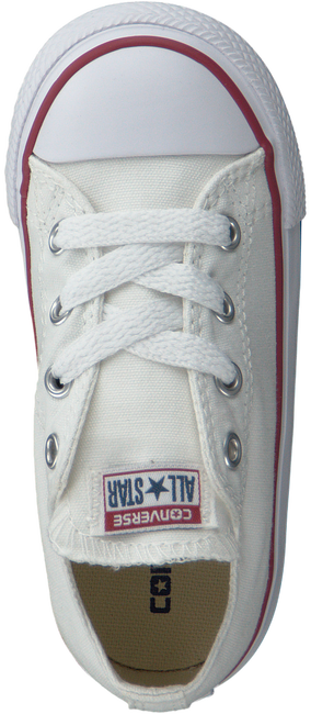 Witte CONVERSE Sneakers OX CORE K  - large