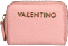 Roze VALENTINO HANDBAGS Portemonnee DIVINA COIN PURSE  - small
