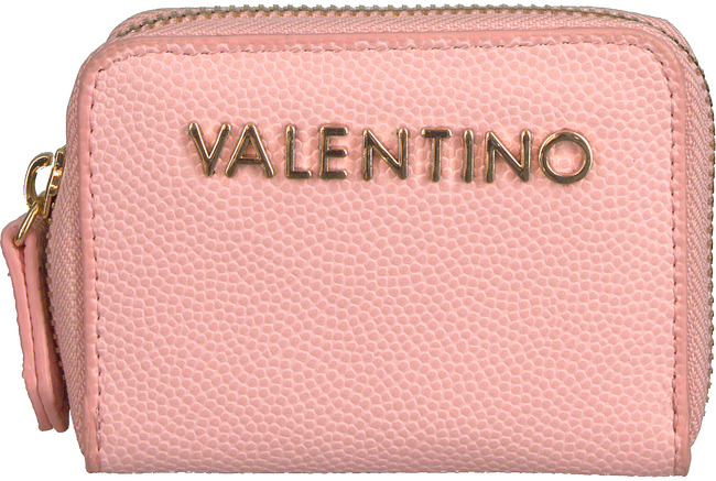 Roze VALENTINO HANDBAGS Portemonnee DIVINA COIN PURSE  - large