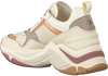 Beige TOMMY HILFIGER Lage sneakers INTERNAL WEDGE SPORTY  - small