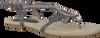 Grijze MALUO Sandalen 4758-BRO-16  - small