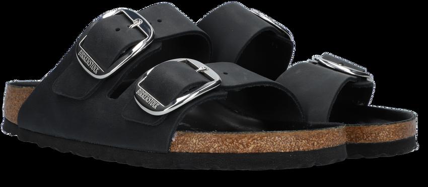 Zwarte BIRKENSTOCK Slippers ARIZONA BIG BUCKLE  - larger