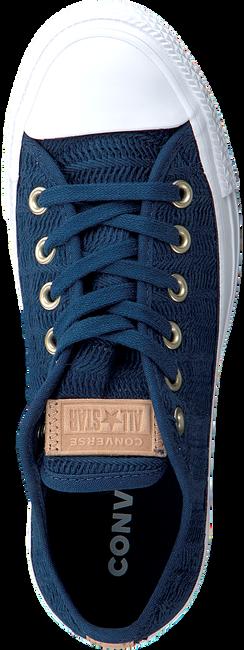 Blauwe CONVERSE Sneakers CTAS OX MESH - large