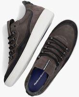 Grijze FLORIS VAN BOMMEL Lage sneakers 16372  - medium