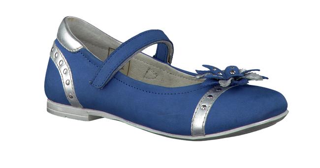 Blauwe OMODA Ballerina's K4815  - large