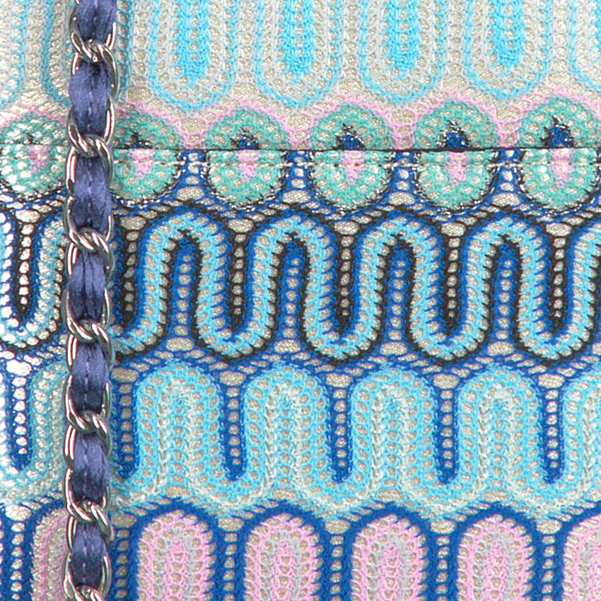 Blauwe BECKSONDERGAARD Schoudertas AWRY PAYA - larger