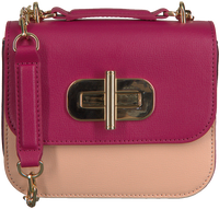 Roze TOMMY HILFIGER Schoudertas TURNLOCK MINI CROSSOVER  - medium