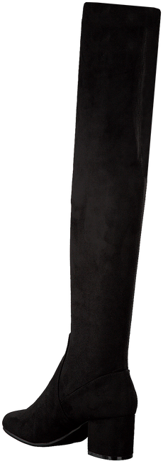 Zwarte STEVE MADDEN Overknee laarzen ISAAC  - large