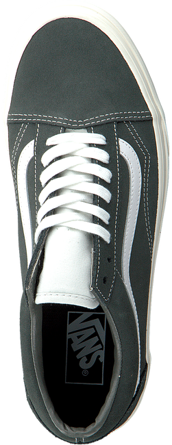 Grijze VANS Sneakers OLD SKOOL MEN  - large