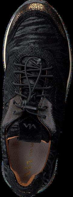 Zwarte VIA VAI Sneakers LYNN  - large