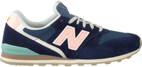 Blauwe NEW BALANCE Lage sneakers WL996  - medium