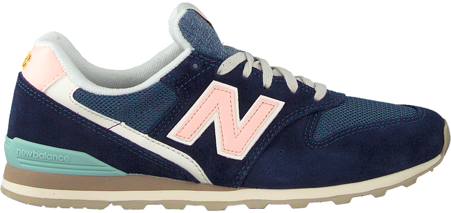 Blauwe NEW BALANCE Lage sneakers WL996  - large