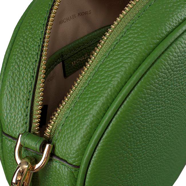Groene MICHAEL KORS Schoudertas CROSSBODIES MD CANTEEN BAG - large