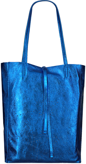 Blauwe TOSCA BLU SHOES Shopper SS1811S301 - large