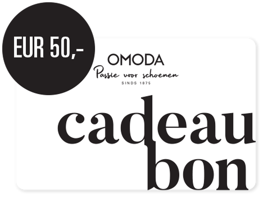 OMODA CADEAUBON EUR 50,- - larger