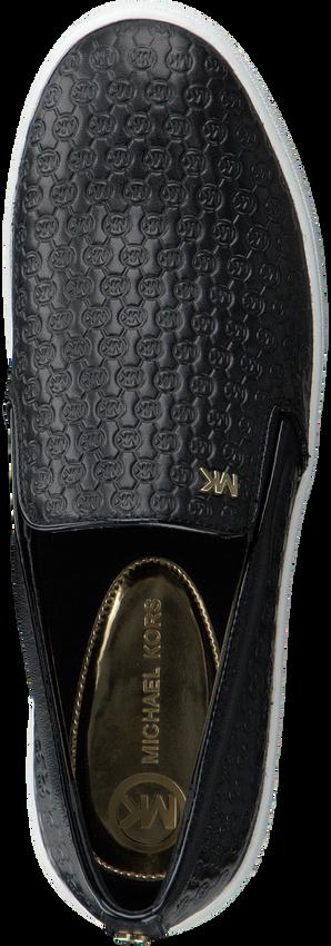 Zwarte MICHAEL KORS Sneakers COLBY SLIP ON  - larger