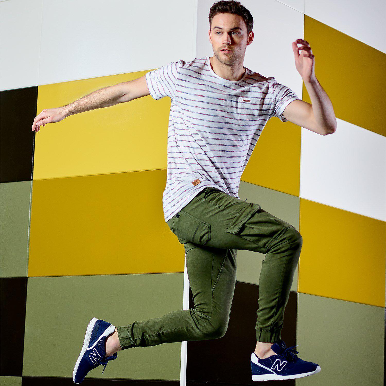 blauwe new balance sneakers mrl996