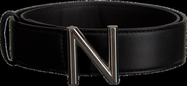 Zwarte NIKKIE Riem N-9-577-1805 N LOGO HIP  BELT - large