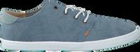 Blauwe HUB Sneakers BOSS - medium
